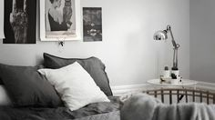 Buster + Punch is a London-born home fashion label. Stockholm, Monochrome, Inspiration Boards, Fashion Labels, Home Fashion, Scandinavian Design, Photo Wall, Throw Pillows, Architecture