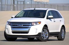 2012 Ford Edge- I will have you!!!