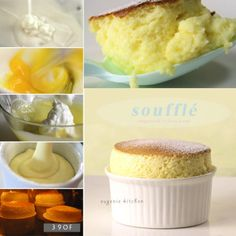 Vanilla Soufflé Making soufflé is easier than you think. Make this delicious French at home and please everyone.Making soufflé is easier than you think. Make this delicious French at home and please everyone. Vanilla Souffle Recipes, Flan, Sorbet, Just Desserts, Dessert Recipes, French Desserts, French Dishes, Dinner Recipes, Mousse