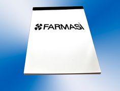 Network Marketing Kişiye Özel Sipariş Defterleri: Örnek FARMASİ
