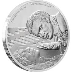 6th coin 1 OZ SILVER 2018 STAR WARS Revenge of The Sith