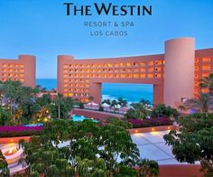 Stay for Two at The Westin Resort & Spa in Los Cabos sweepstakes