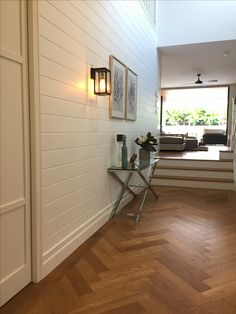Country Hamptons styling using Intrim Skirting SK366 185x18mm and Architrave SK341 66x18mm