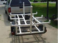 Image result for ideas for kayak racks for pickup truck