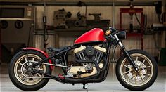 Incredible Hollywood Bobber by DP Customs