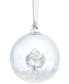 Swarovski 2016 Annual Christmas Ball Ornament