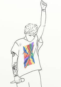 Louis fanart