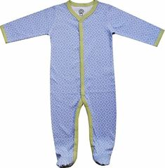 Beryl of Monkeys Unisex-Baby Newborn Organic Footie Sleeper (0-3 Months, Anne) Beryl of Monkeys http://www.amazon.com/dp/B00U4G13OC/ref=cm_sw_r_pi_dp_fcilvb1ARFESB