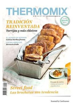 abr 17 tradición reinventada by magazine - issuu Canapes, Make It Simple, Nom Nom, Cake Recipes, Recipies, Tasty, Cooking, Breakfast, Sweet