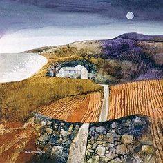 'Coastal Moon' by Michael Morgan (mm1)