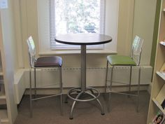 Teen Library Furnishings cafe high top