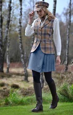 House of Bruar Tweed Kilt