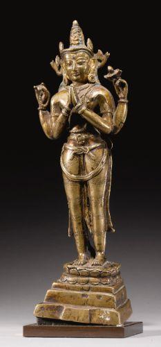 shadakshari avalokiteshvara | sculpture | sotheby's n08836lot6bmb8en