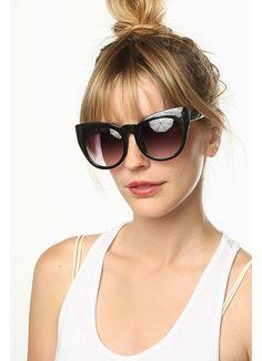 Cheap Cat Eye Sunglasses | Foxholm Chunky Cat Eye Sunglasses | BleuDame.com Cat Eye Sunglasses, Lenses, Shopping, Style, Fashion, Swag, Moda, Fashion Styles, Fashion Illustrations