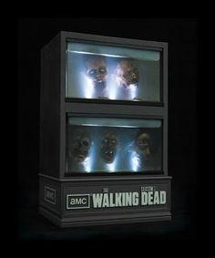 The Walking Dead season 3 box set.