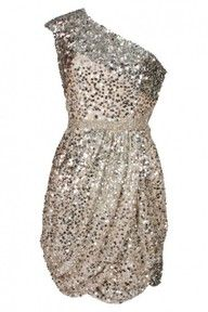 i love sparkly dresses (: