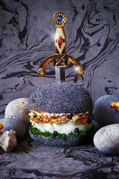 Excaliburger - Fat and Furious #Burger                                                                                                                                                                                 Plus