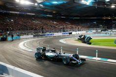 F1 Race Car (Mercedes)