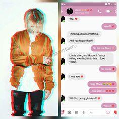 My bream😨😨😨😍😍😍💖💖💖 Will You Be My Girlfriend, Cute Imagines, Love Of My Life, My Love, Cute Texts, Cute Guys, Girlfriends, Mac, Stars