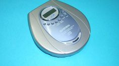DISCMAN reproductor cd portatil- SUNSTECH MODEL CDP-M31