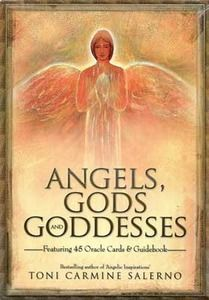 Angels, Gods & Goddessess Oracle Cards will give you guidance and help you clarify specific issues in your life. Think of a question, and then pick one or more cards to see what messages the oracle offers you today.