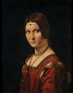 "of a Woman (sometimes incorrectly ""La Belle Ferronière"")Leonardo da Vinci oil on Louvre Museum. Rennaissance Art, Photo Print, Italy Painting, Galleries In London, Famous Art, Italian Artist, Louvre, Best Artist, Poster Prints"