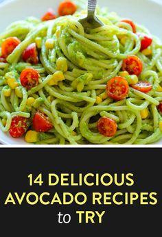 14 delicious avocado recipes to try