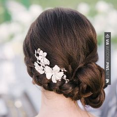 So awesome - Side Bun Wedding Hair Wedding Hair - Wedding Hairstyle Photos | Wedding Planning, Ideas & Etiquette | Bridal Guide Magazine | CHECK OUT SOME AWESOME TEMPLATES FOR TASTY Side Bun Wedding Hair OVER AT WEDDINGPINS.NET | #sidebunweddinghair #naturalhair #weddinghairstyles #weddinghair #hair #stylesforlonghair #hairstyles #hair #boda #weddings #weddinginvitations #vows #tradition #nontraditional #events #forweddings #iloveweddings #romance #beauty #planners #fashion #