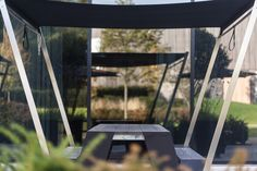 Extremis  -  Hopper  -  Office  -  Outdoor  -  Office building  -  Furniture  -  Workplace  -  Breakout space