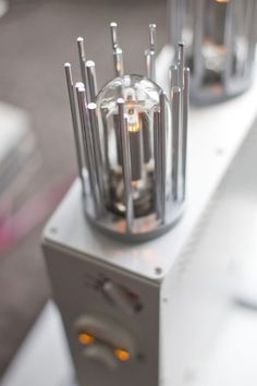 High end audio audiophile Nagra valve amplifier vacuum tube