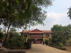 The Aadi Shankaracharya's Abode in Kerala.. #Religion #Kerala #alokbhartia #alokbhartiachairman #alokbhartiatraveler #home