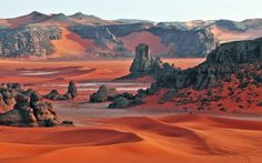 Tadrart Rouge, Algeria. - Album on Imgur