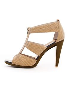 +Berkley+Snake-Embossed+Sandal+by+MICHAEL+Michael+Kors+at+Neiman+Marcus.