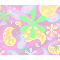 Backgrounds Pastel Girly Myspace Graphics ❤ liked on Polyvore featuring backgrounds and patterns
