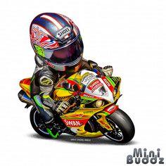 – looking hot! Motorcycle Art, Bike Art, Motorcycle Tattoos, Creative Profile Picture, Side Car, Scooter Bike, Yamaha Motorcycles, Aston Martin, Grand Prix