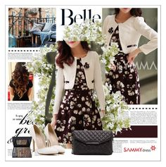 """""""Sammydress 8"""" by followme734 ❤ liked on Polyvore featuring mode, New Growth Designs et sammydress"""