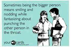 Amen!!! I do it more than I should!! Lol