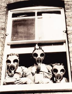 The house was full of children in masks. Their parents bodies lay on the floorboards.