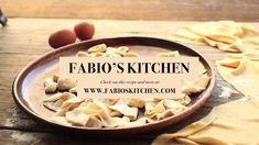 "Fabio's Kitchen: Episode 1, ""Quick Fresh Pasta Dough"" - YouTube"