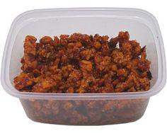 Sambal goreng tempéh, Roys Indo Recepten Tofu Recipes, Spicy Recipes, Asian Recipes, Dog Food Recipes, Vegetarian Recipes, Dinner Recipes, Healthy Recipes, Malaysian Food, Exotic Food