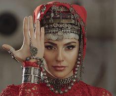Armenian ethnic jewelry