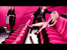 """A High Fashion Art Agency in West Germany featured an original electroswing track by Shakti Bliss """"Woe is Me"""" in their Music Video."""