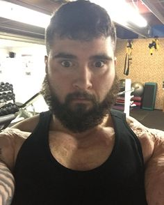 Sometimes I wish I'd just fucking die in the gym and today was one of those days #fit #fitfam #fitness #fitnesslifestyle #fitnessmotivation #isymfs #ironaddict #ironaddicts @thebeardlove @fuckshaving @unshavenempire @beardbrothersllc @beardthefuckup @beard.kings @the_beard_bros @beardfrontier @beardmuscles @beardsaresexy @beard @beardedlifestyle @beard4all @beards_unite @beardbrothersllc @beard_attitude @brotherhood_of_beards @jointhebeard @beardlongandprosper @beardandbeast @beardsandtats…