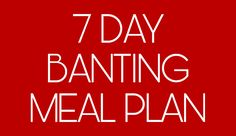 This is a general guideline. Tweak to suit your portions - obtainable from the Carb Wise App. Banting Diet, Banting Recipes, Lchf, Low Carb Recipes, Ketogenic Diet, Low Carbohydrate Diet, High Fat Diet, Weight Loss Diet Plan, No Carb Diets