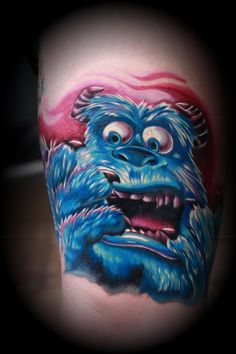 monsters inc. Photos from High Class Tattoo Fresno (High Class Tattoo ...