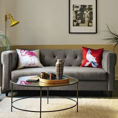 $399 Foxed Mirror Coffee Table | west elm