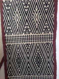 SMART CHIC CRAVAT / SCARF - MYANMAR WOVEN TRIBAL TEXTILE in Antiques, Linens & Textiles (Pre-1930), Other Antique Textiles | eBay