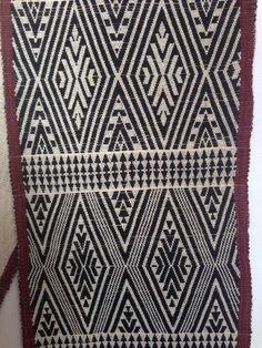 SMART CHIC CRAVAT / SCARF - MYANMAR WOVEN TRIBAL TEXTILE in Antiques, Linens & Textiles (Pre-1930), Other Antique Textiles | eBay