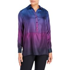 8efddf373e4ae Find women s ombre tops at ShopStyle. Shop the latest collection of women s  ombre tops from the most popular stores - all in one place.