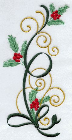 Machine Embroidery Designs at Embroidery Library! - Color Change - G6270